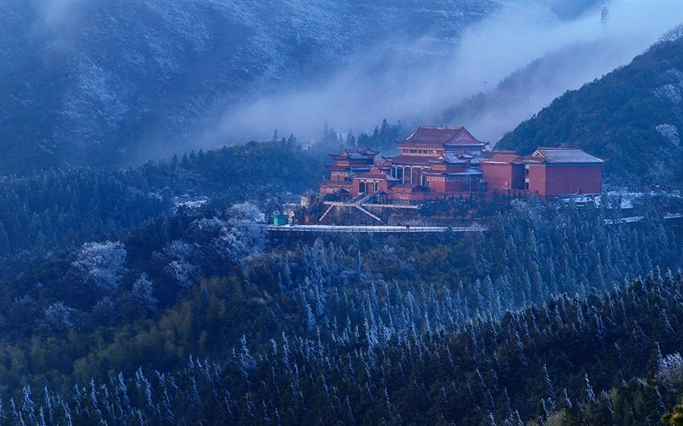 摄于湖南永州双牌阳明山