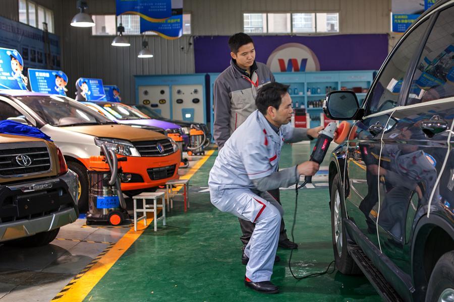 汽车修理工的摇篮