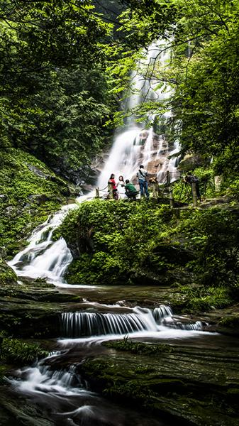 摄于大熊山国家森林公园