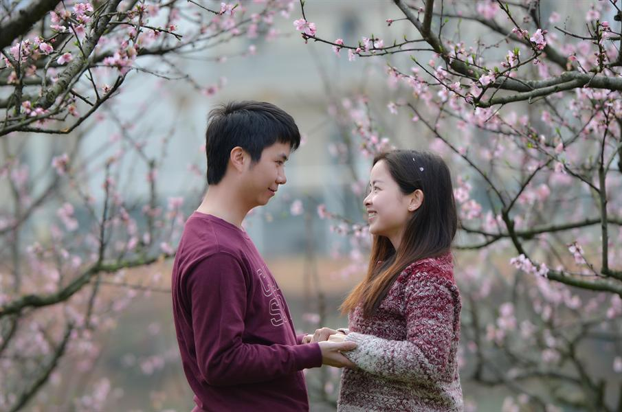 《桃林故事》 -hpa摄影网