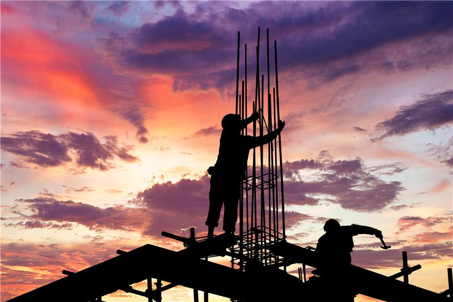 城镇建设者农民工