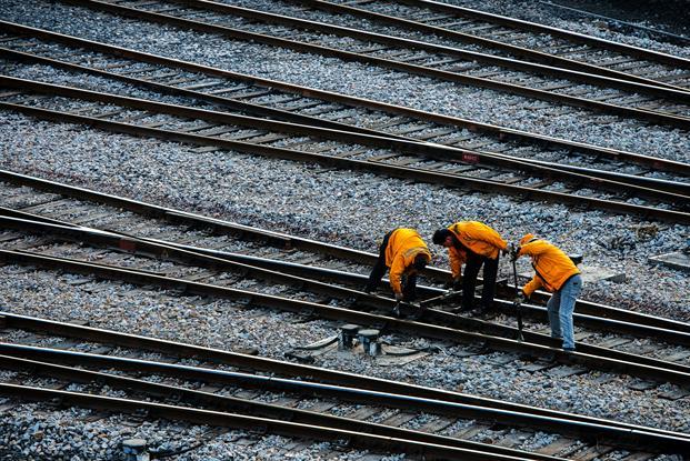 维修铁路(组)