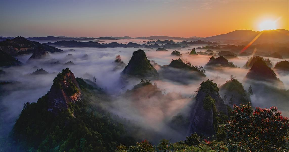 尚志万佛风景区